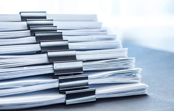 מסמכים לרישיון עסק