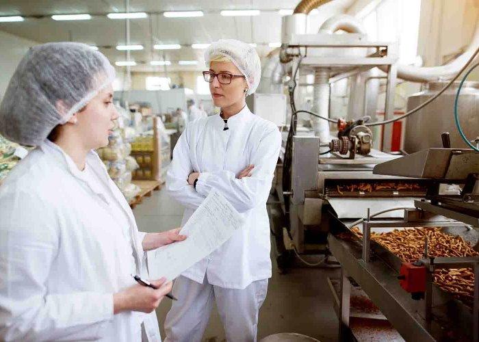 רשיון למפעל מזון